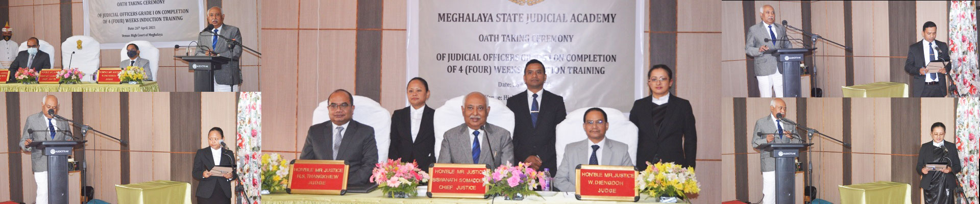 Oath Taking Ceremony held